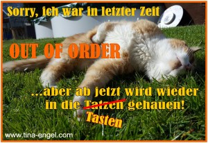 out of order TE